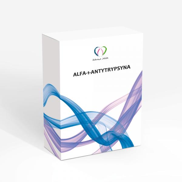 Badanie laboratoryjne wykonywane z próbki kału. Alfa-1-antytrypsyna