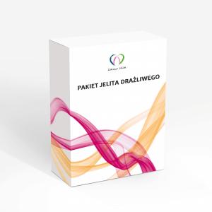 """Pakiet diagnostyczny """"Jelito drażliwe"""" obejmuje poza badaniem stanu mikroflory jelitowej, także określenie poziomu β-defensyny, laktoferyny i zonuliny - markera szczelności jelit. Profil jelita drażliwego"""