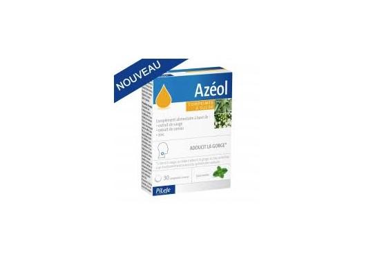 Azeol Tabletki do Ssania